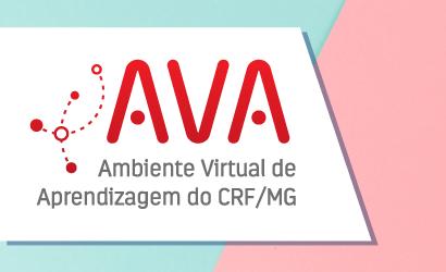 AVA, Ambiente Virtual de Aprendizagem do CRF/MG, está de volta